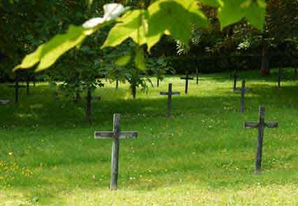 Deutscher Soldatenfriedhof bei Bray-sur-Somme