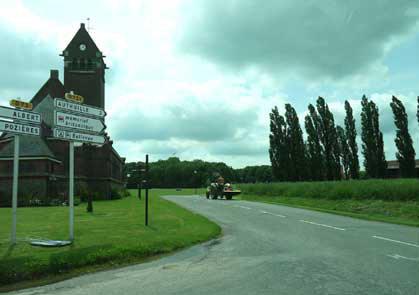 Unterwegs an der Somme